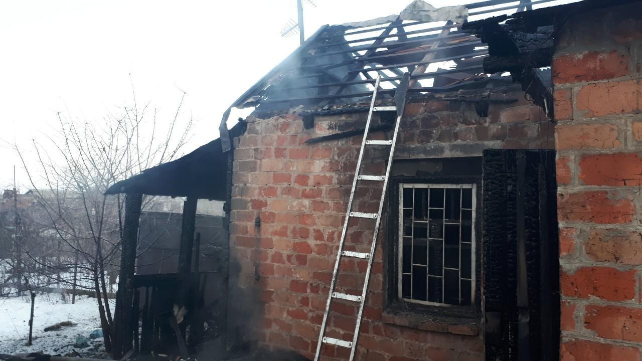 В Запорожье за день случилось два пожара в частных домах, фото-2