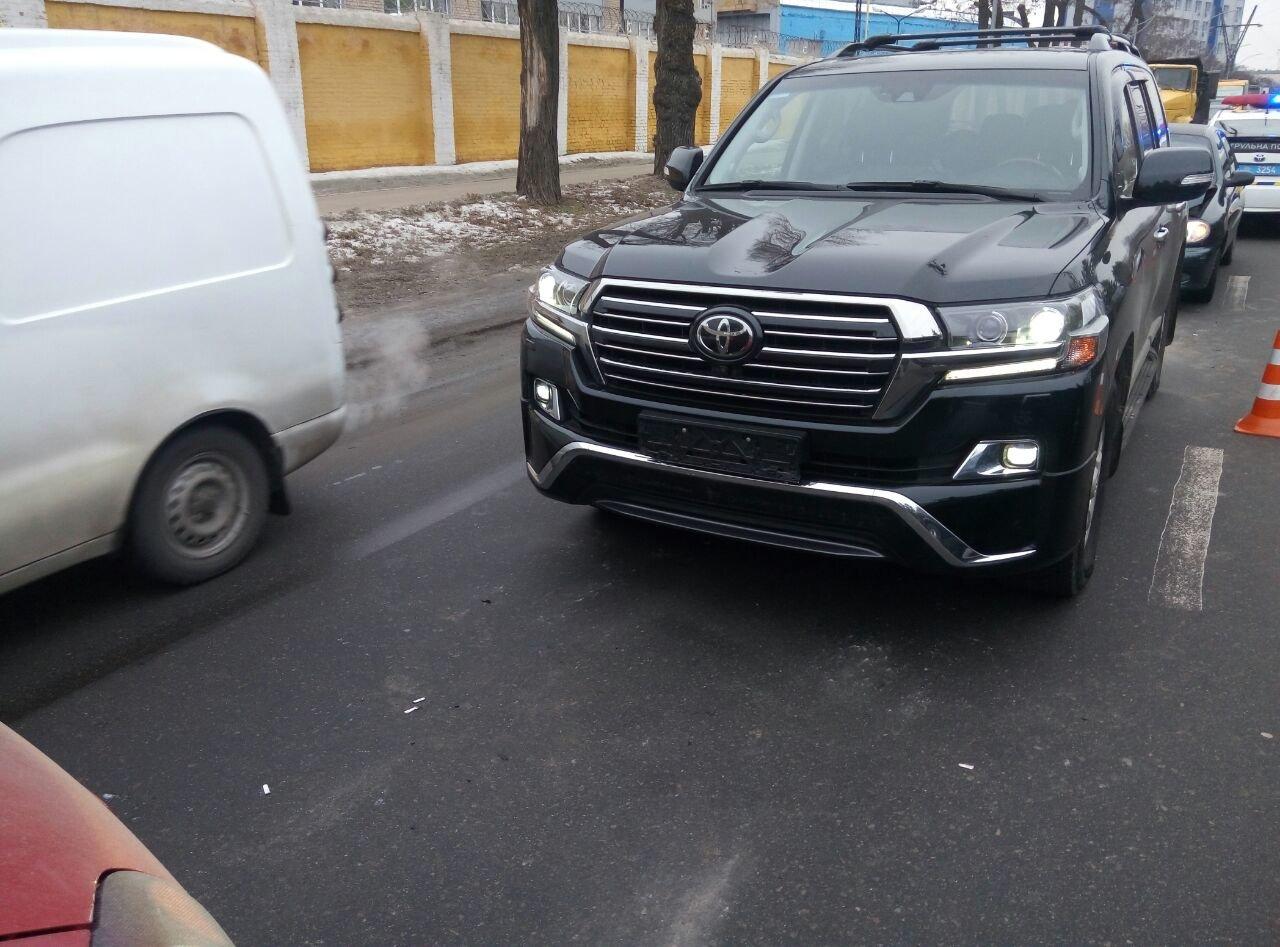 Утром в Запорожье столкнулись три иномарки, - ФОТО, фото-2