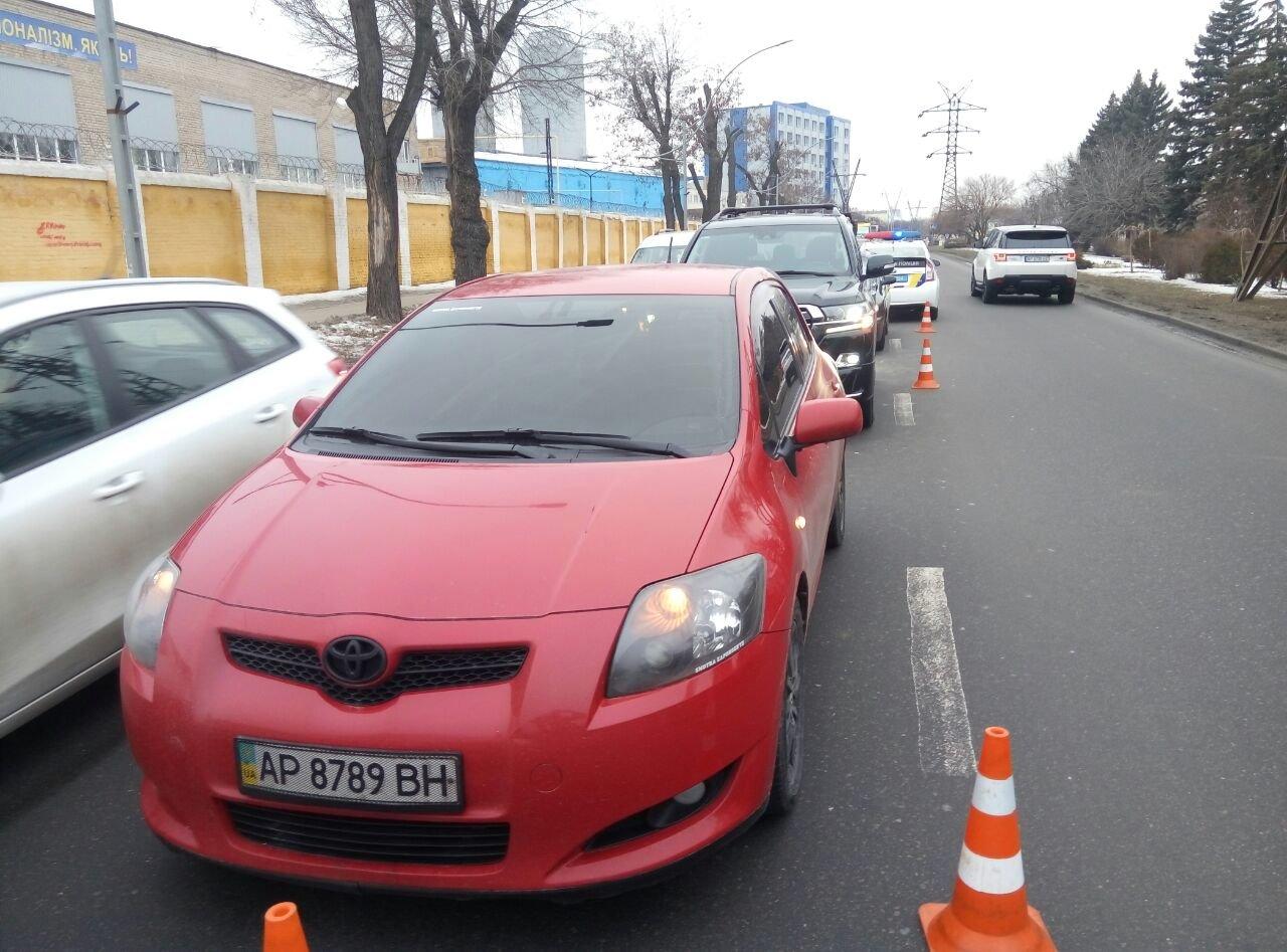 Утром в Запорожье столкнулись три иномарки, - ФОТО, фото-4