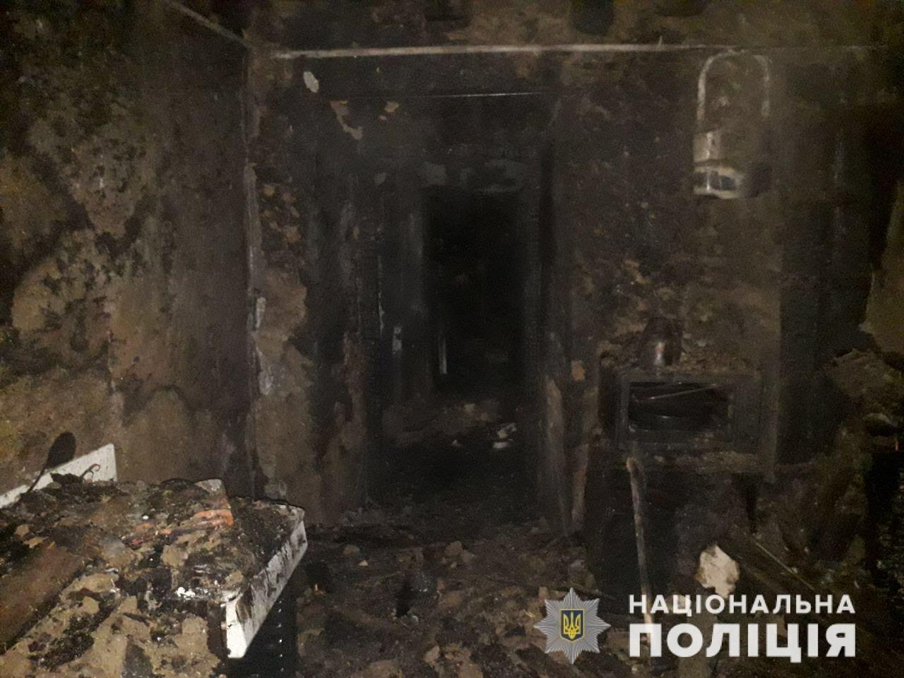 По факту трагедии под Запорожьем, где погибли двое детей и повесилась их мать, возбудили дело, фото-1
