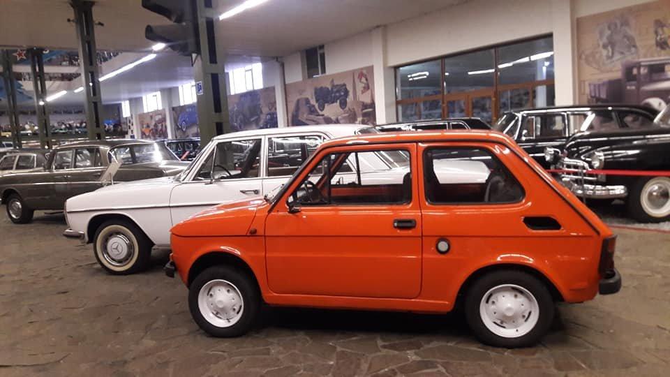 В музее «Фаэтон» появился новый экспонат – итальянская малолитражка Fiat, – ФОТО, фото-2