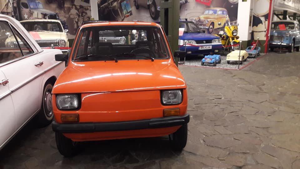 В музее «Фаэтон» появился новый экспонат – итальянская малолитражка Fiat, – ФОТО, фото-6