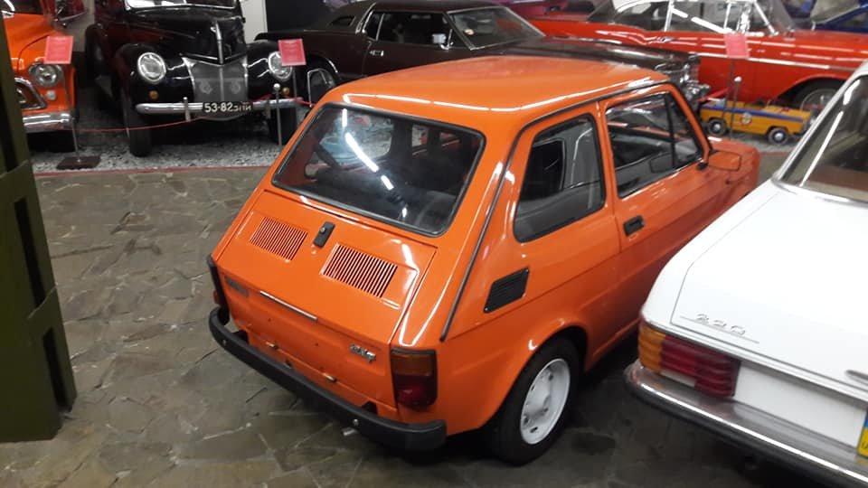 В музее «Фаэтон» появился новый экспонат – итальянская малолитражка Fiat, – ФОТО, фото-3
