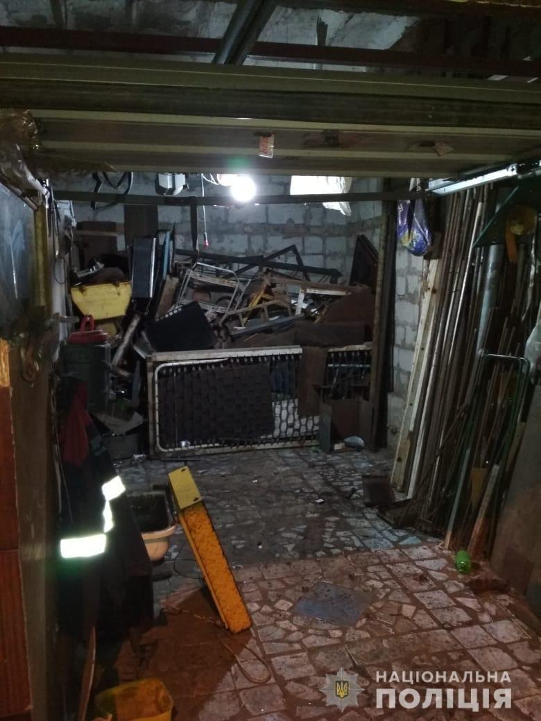 Запорожские полицейские в незаконных пунктах приема изъяли более 30 тонн металлолома, – ФОТО, фото-2