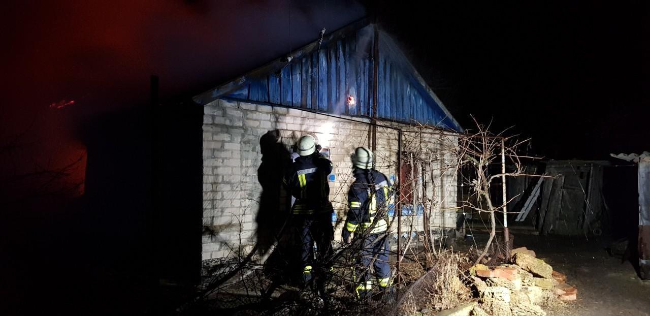 В Запорожской области сгорел частный дом: погиб владелец, – ФОТО, фото-2