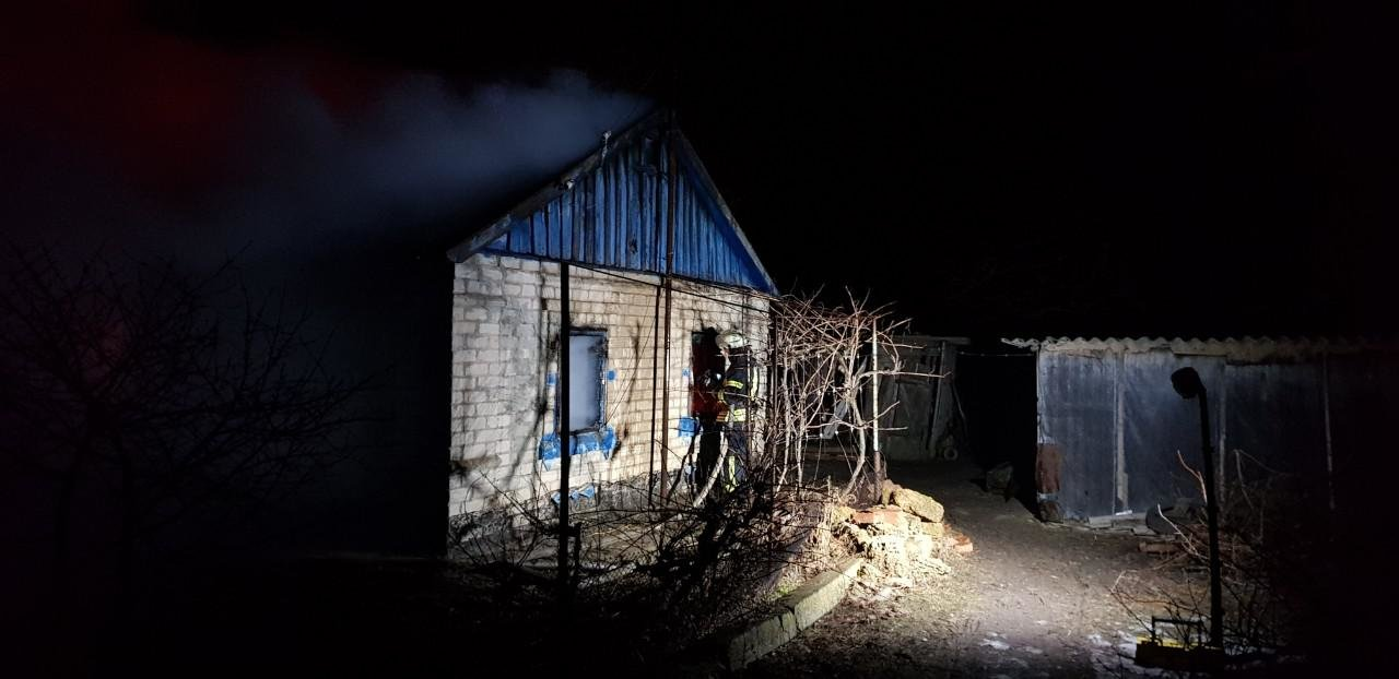 В Запорожской области сгорел частный дом: погиб владелец, – ФОТО, фото-3