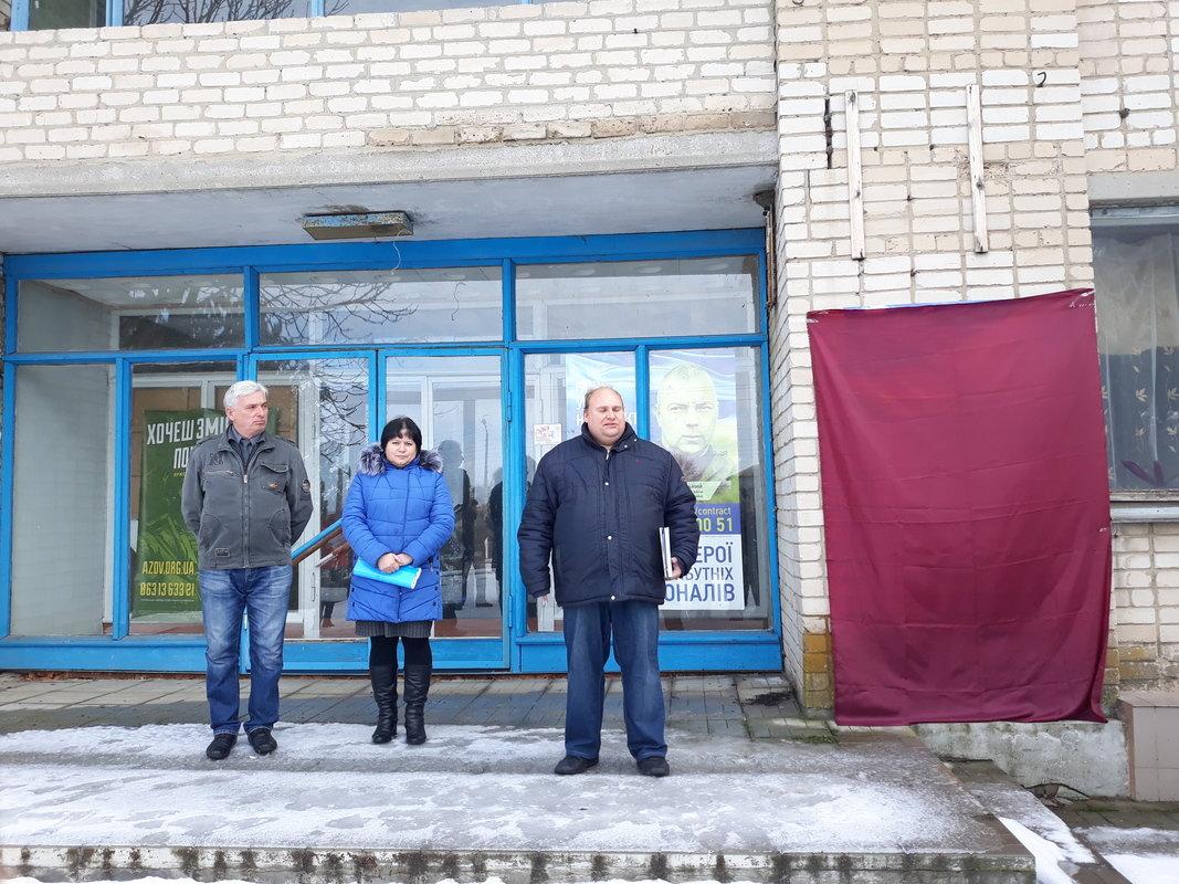В Запорожской области открыли памятную доску в честь деятелей патриотического подполья, – ФОТО, фото-3