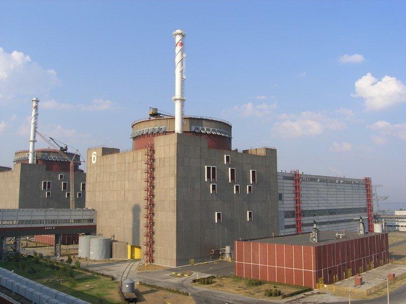 На Запорожской АЭС после ремонта включили в работу два энергоблока, фото-1