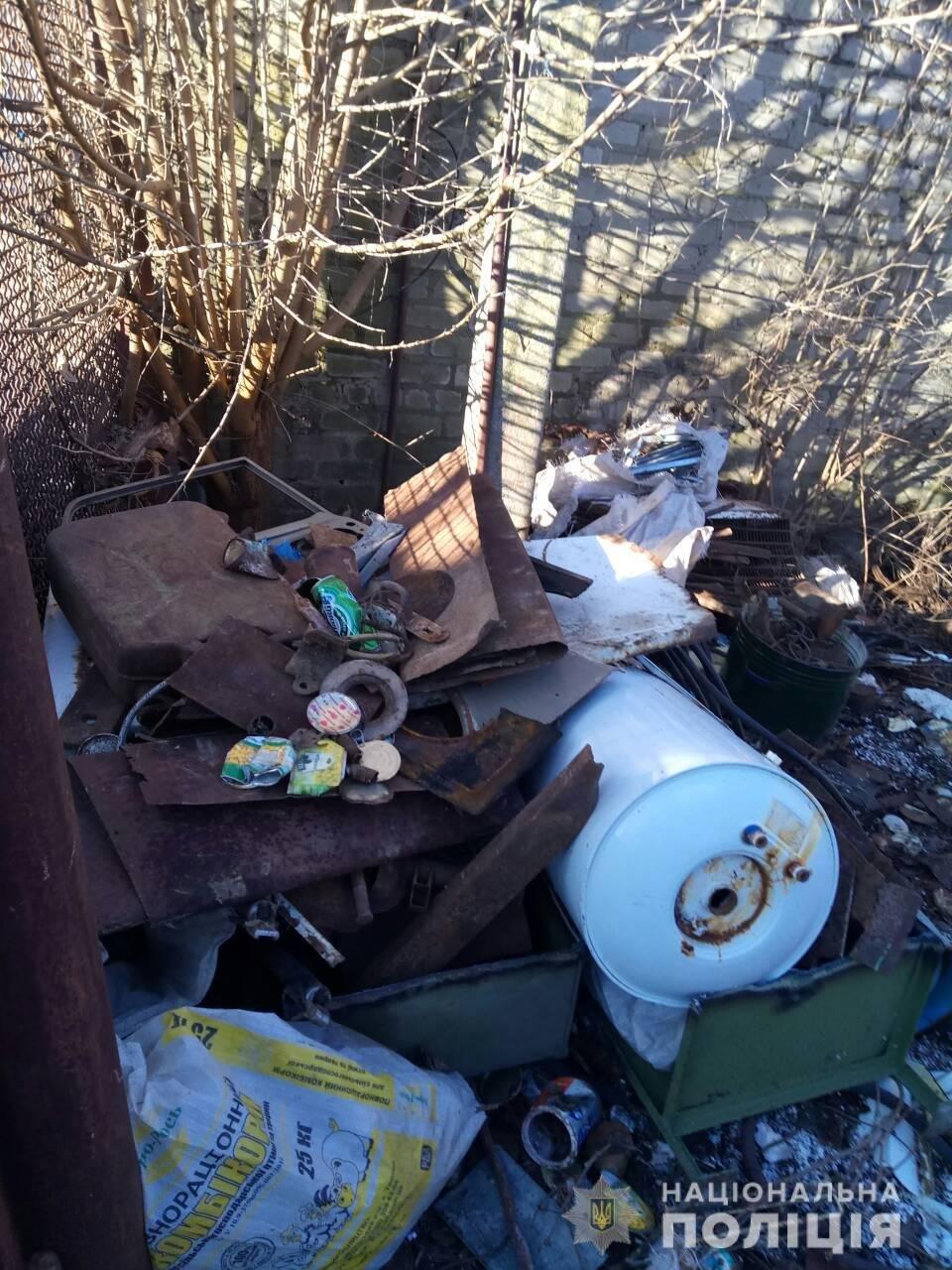 В Запорожской области закрыли очередные незаконные пункты приема металлолома, – ФОТО  , фото-3