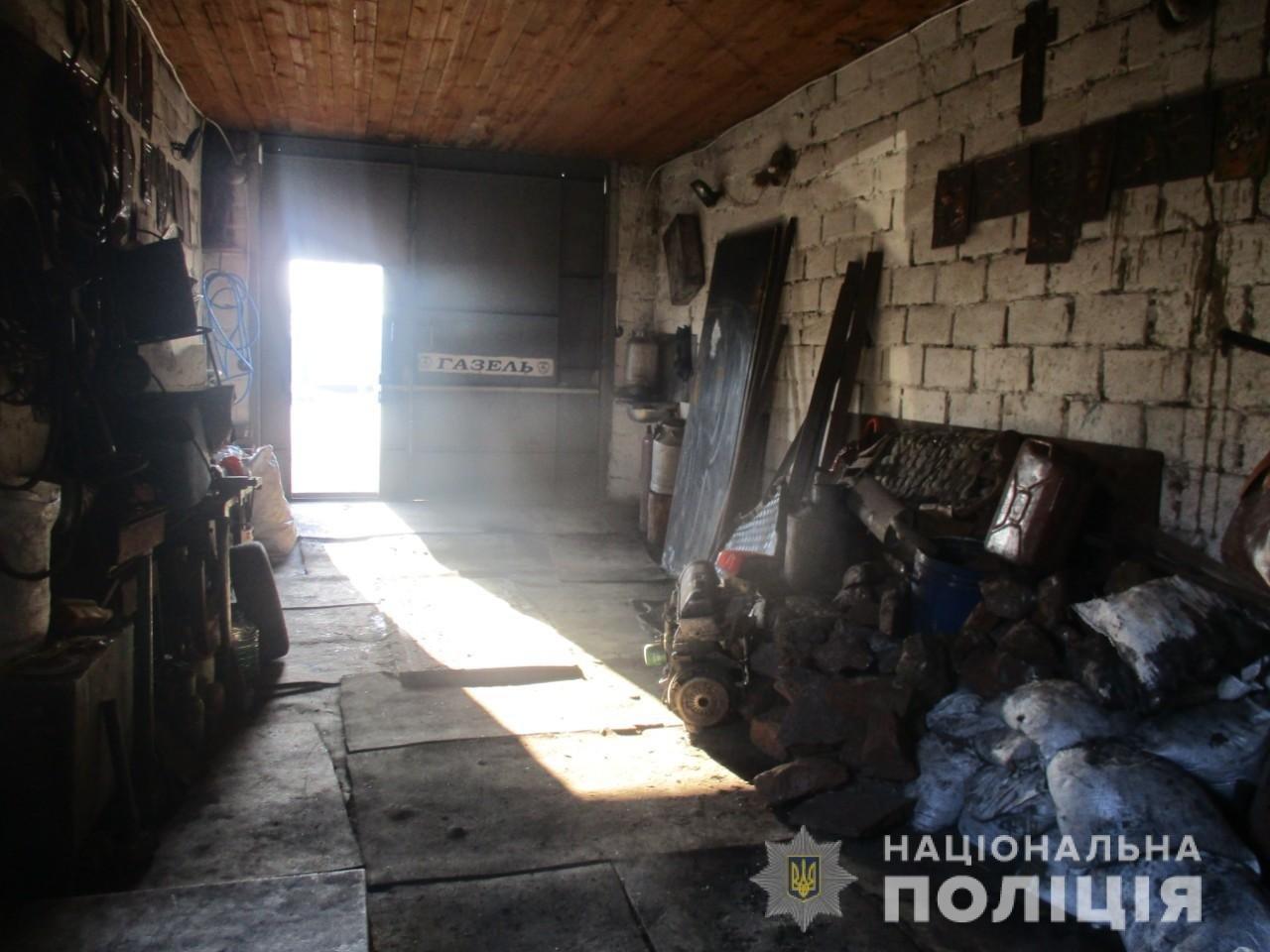 В Запорожской области закрыли очередные незаконные пункты приема металлолома, – ФОТО  , фото-4