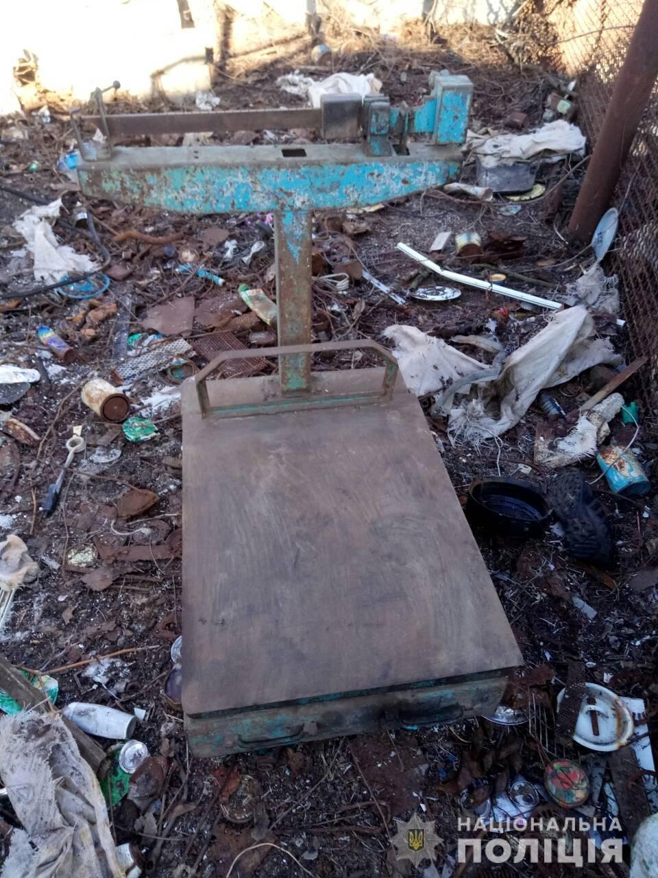 В Запорожской области закрыли очередные незаконные пункты приема металлолома, – ФОТО  , фото-2