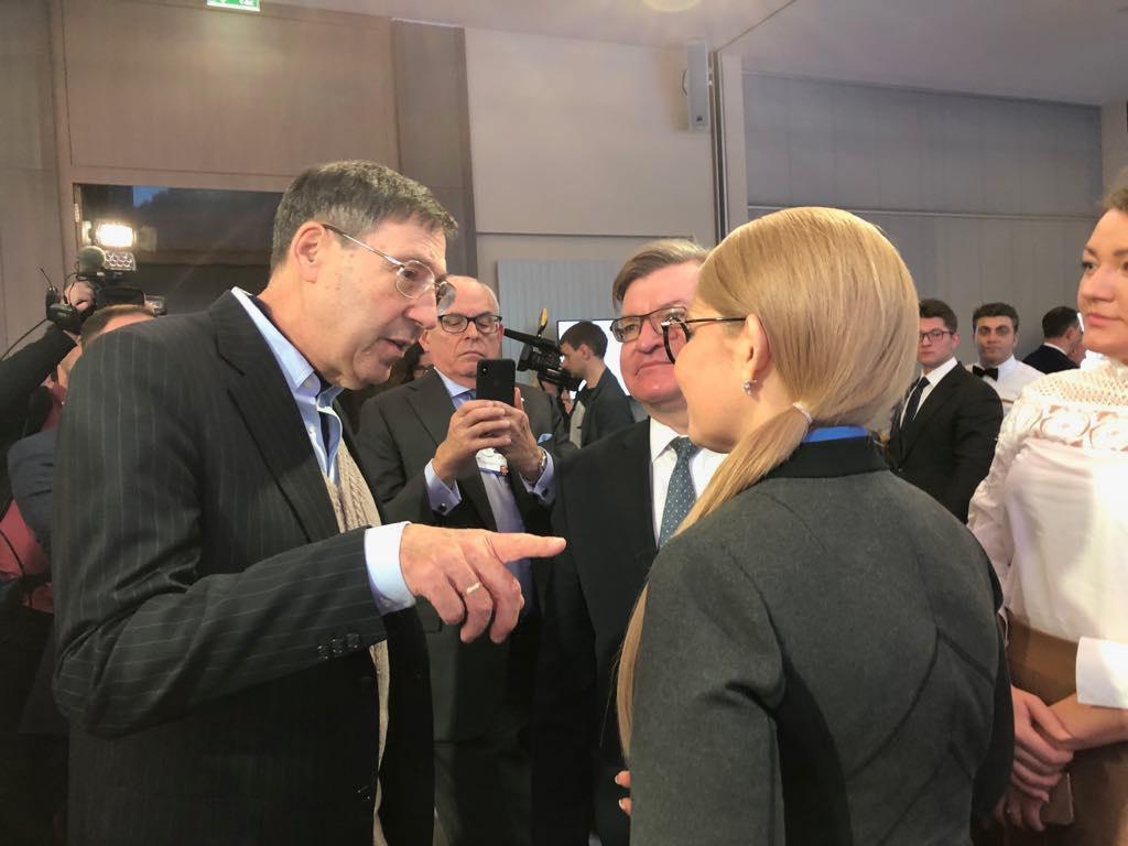 Украине нужны системные глубинные  изменения Украине — уверена Тимошенко, фото-5