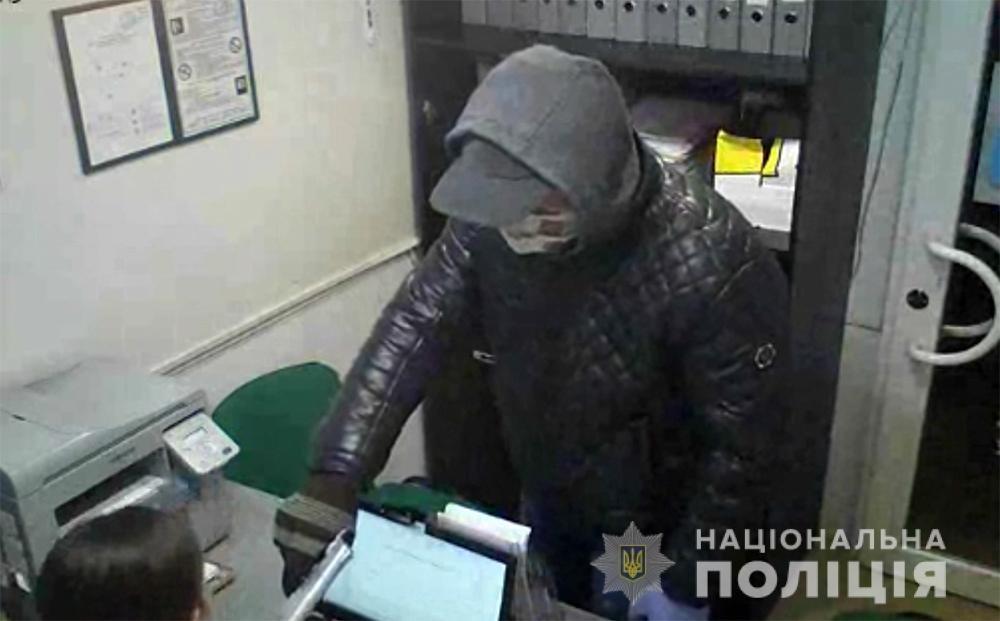 В Запорожье задержали грабителя магазинов быстрых кредитов, – ФОТО, фото-1