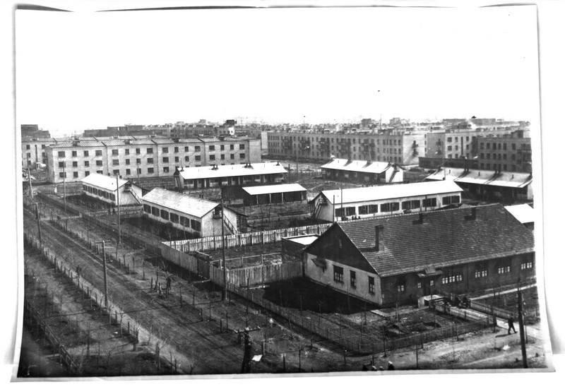 Опубликовано редкое ретро-фото одного из центральных кварталов Запорожья, фото-1