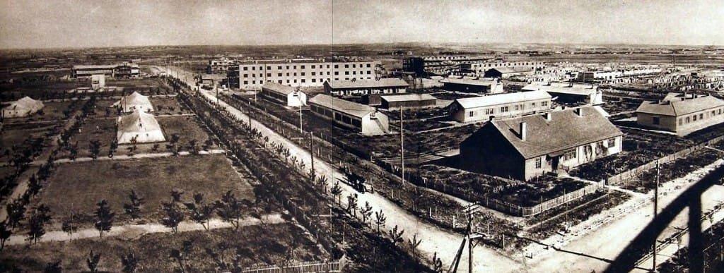 Опубликовано редкое ретро-фото одного из центральных кварталов Запорожья, фото-4