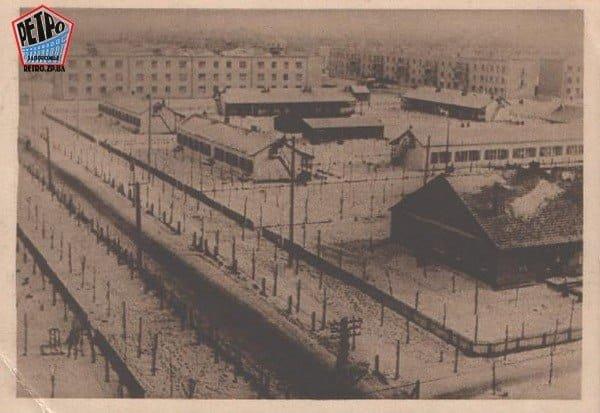 Опубликовано редкое ретро-фото одного из центральных кварталов Запорожья, фото-2