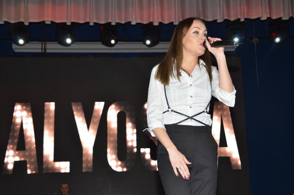 В Запорожской области певица Alyosha выступила на заводском празднике, – ФОТО, фото-4
