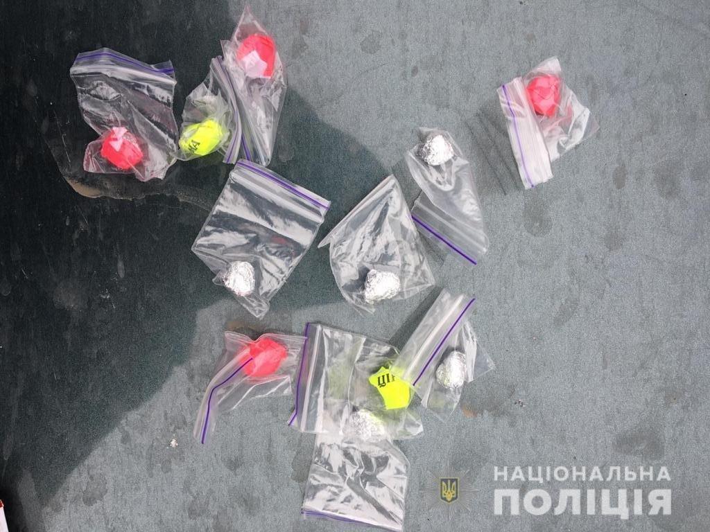 В Запорожской области задержали закладчиков наркотиков, – ФОТО, фото-1
