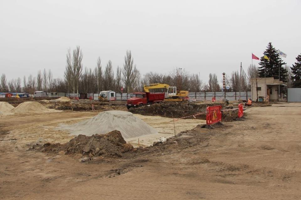 В Запорожье почти закончили строительство нового терминала аэропорта: на каком этапе работы, – ФОТОРЕПОРТАЖ, фото-4