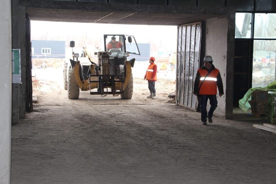 В Запорожье почти закончили строительство нового терминала аэропорта: на каком этапе работы, – ФОТОРЕПОРТАЖ, фото-3