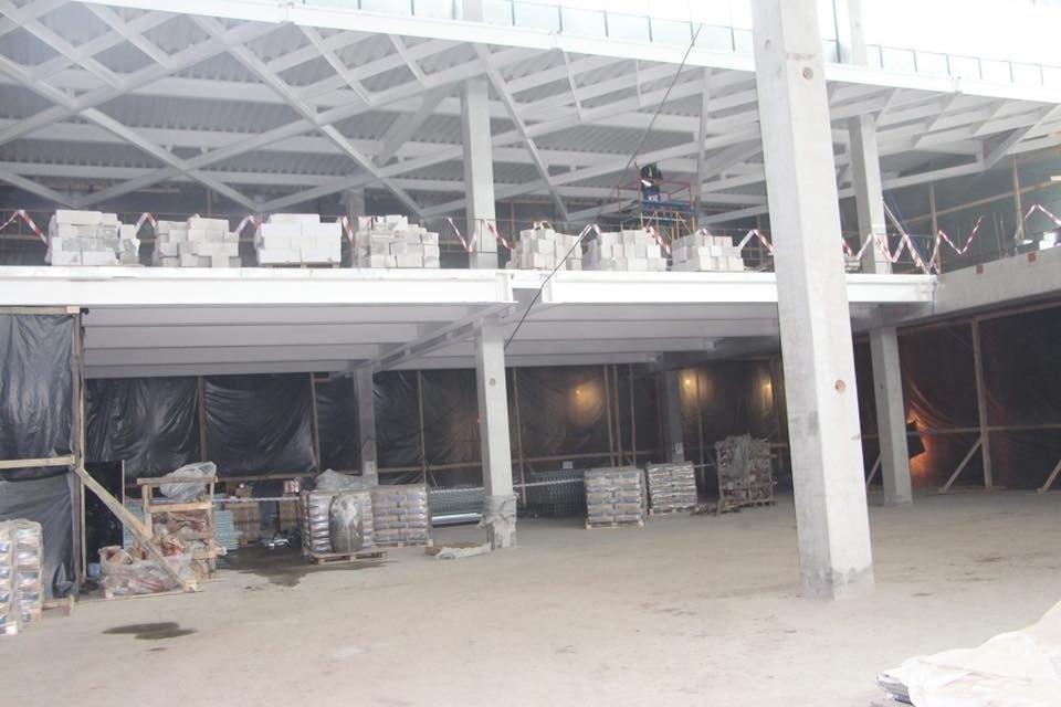 В Запорожье почти закончили строительство нового терминала аэропорта: на каком этапе работы, – ФОТОРЕПОРТАЖ, фото-5