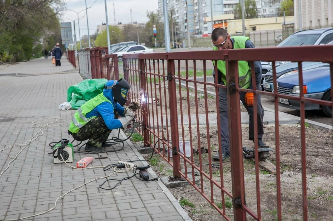 В Запорожье продолжается реконструкция улицы Школьной: что уже сделано, – ФОТОРЕПОРТАЖ, фото-4