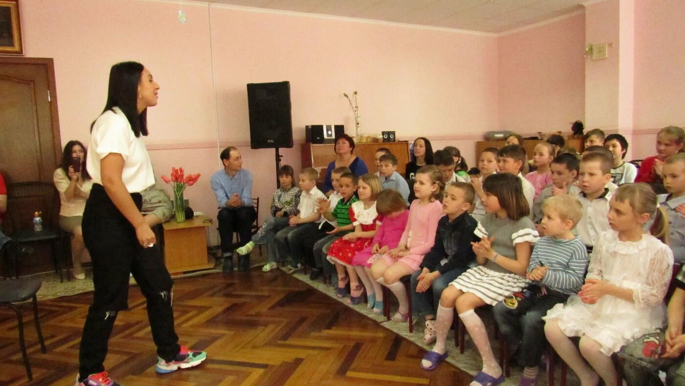 После концерта на Zaporizhzhia Jazzy Джамала посетила запорожский детский приют, – ФОТОРЕПОРТАЖ, фото-4