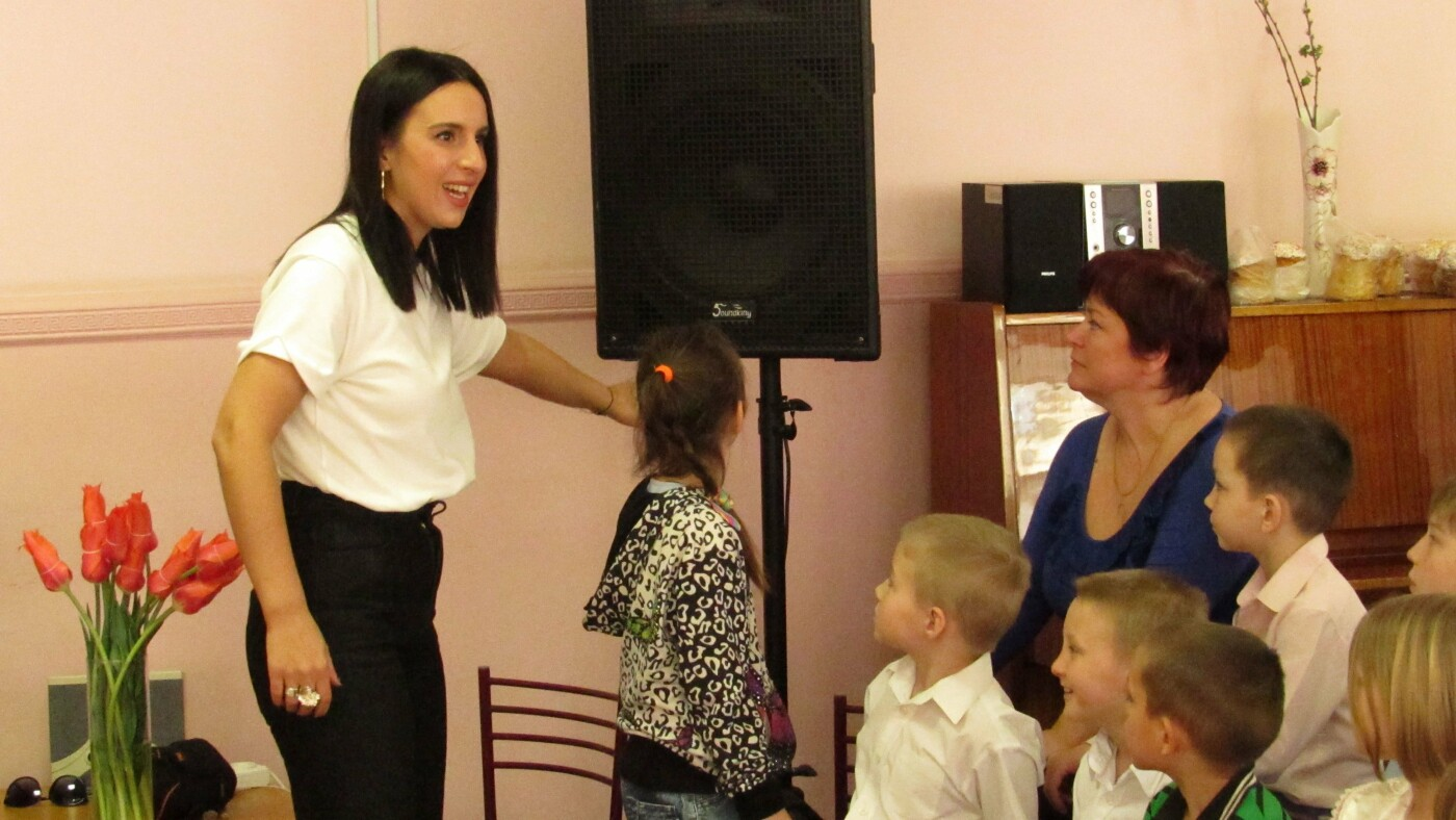 После концерта на Zaporizhzhia Jazzy Джамала посетила запорожский детский приют, – ФОТОРЕПОРТАЖ, фото-8