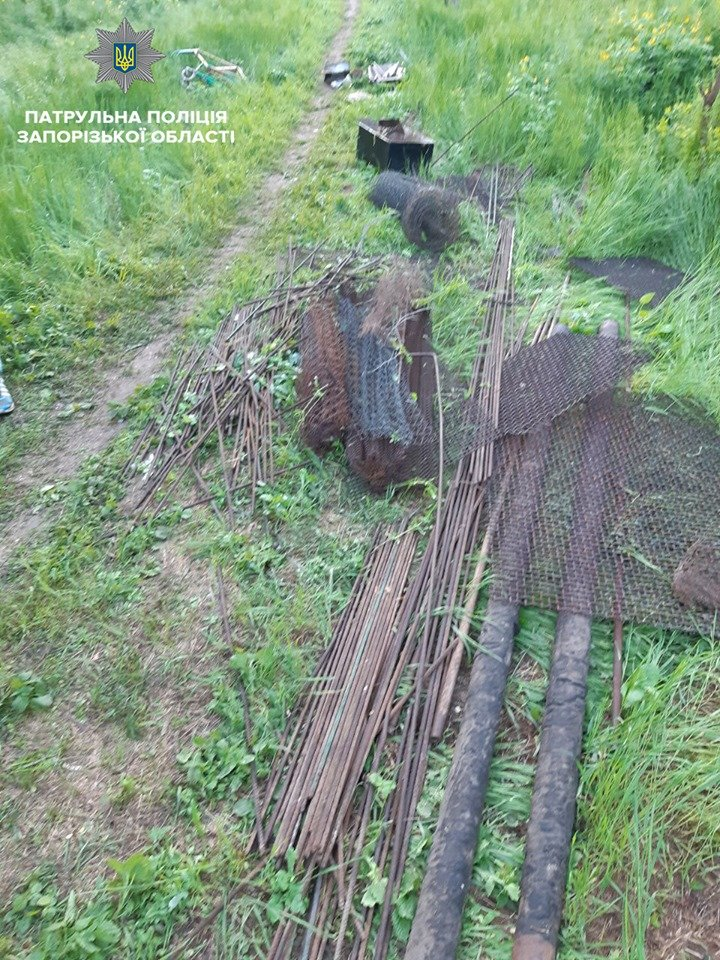 В Запорожье металлоломщики совершили кражу с подкопом, - ФОТО, фото-2