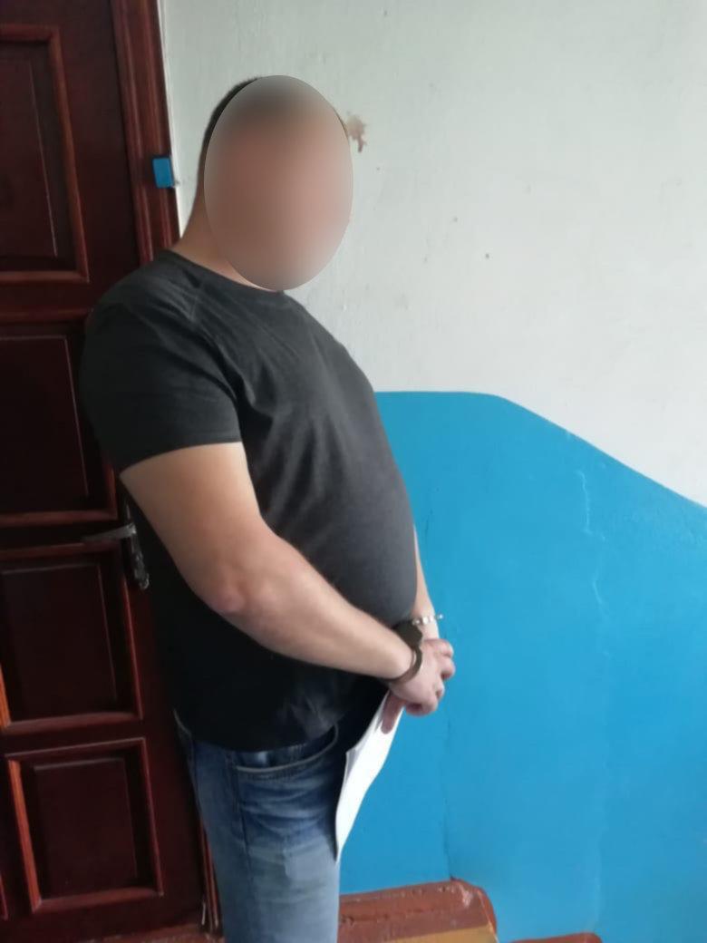 В Мелитополе на взятке задержали работника военкомата, – ФОТО, фото-1