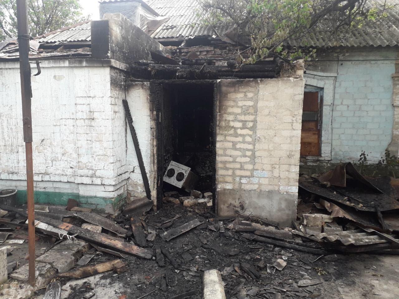 В Мелитополе на пожаре погибла женщина: возгорание произошло из-за короткого замыкания, фото-2