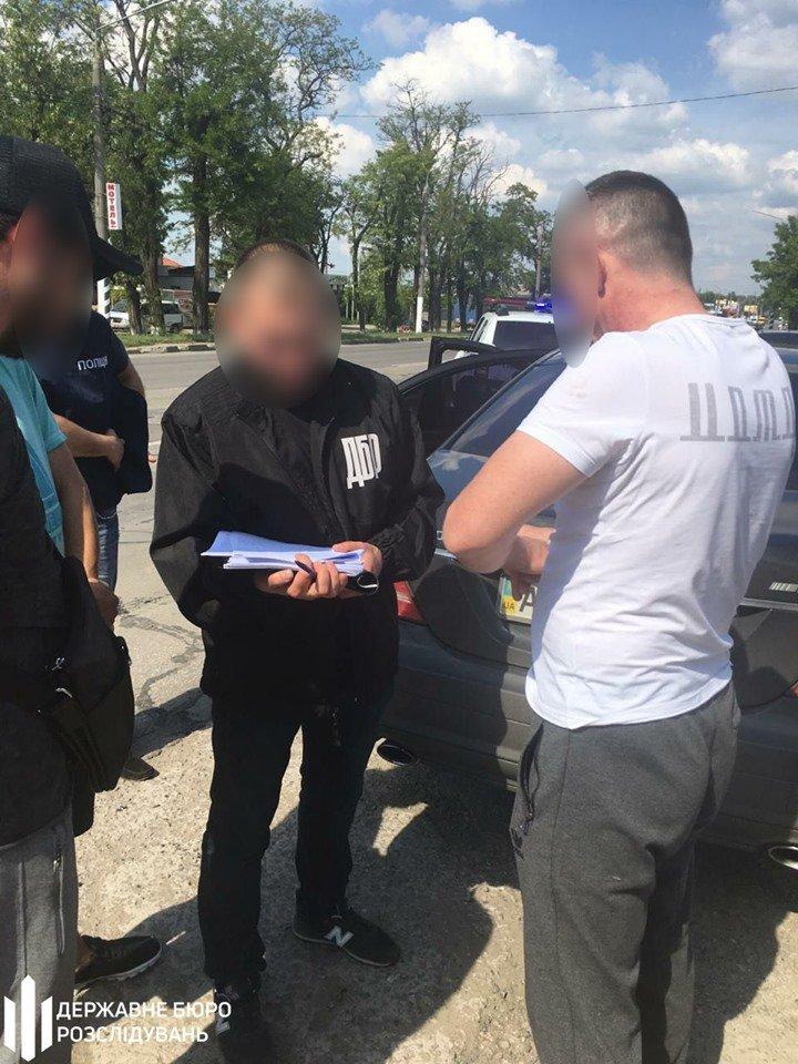 Акимовского прокурора задержали на взятке в 10 тысяч долларов, - ФОТО, фото-3