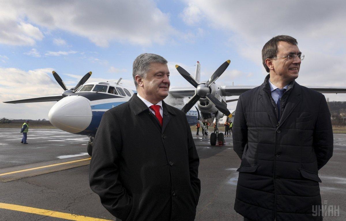 «Мотор Сич» восстановит рейсы Киев-Ужгород: закарпатские депутаты обратились к Богуслаеву и предложили финансирование, фото-1