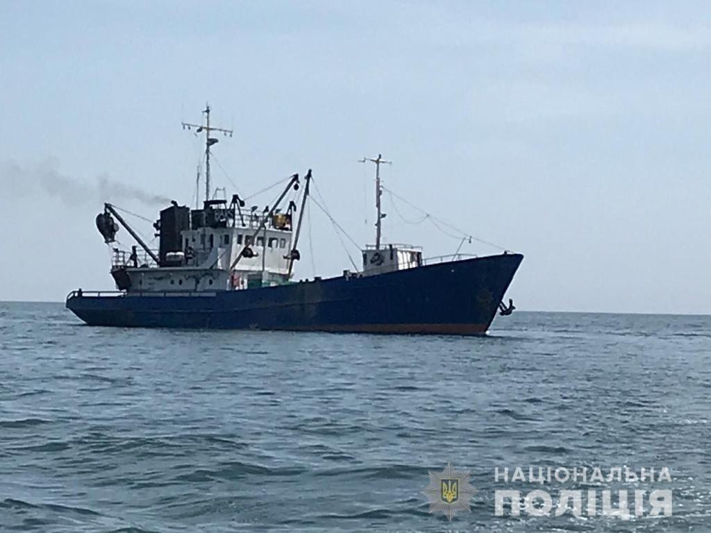 В Запорожской области задержали браконьеров в водах природно-заповедного парка, – ФОТО, фото-1
