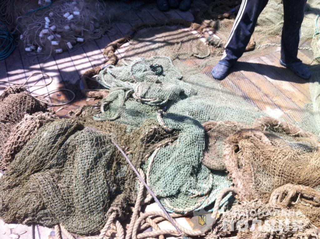 В Запорожской области задержали браконьеров в водах природно-заповедного парка, – ФОТО, фото-2