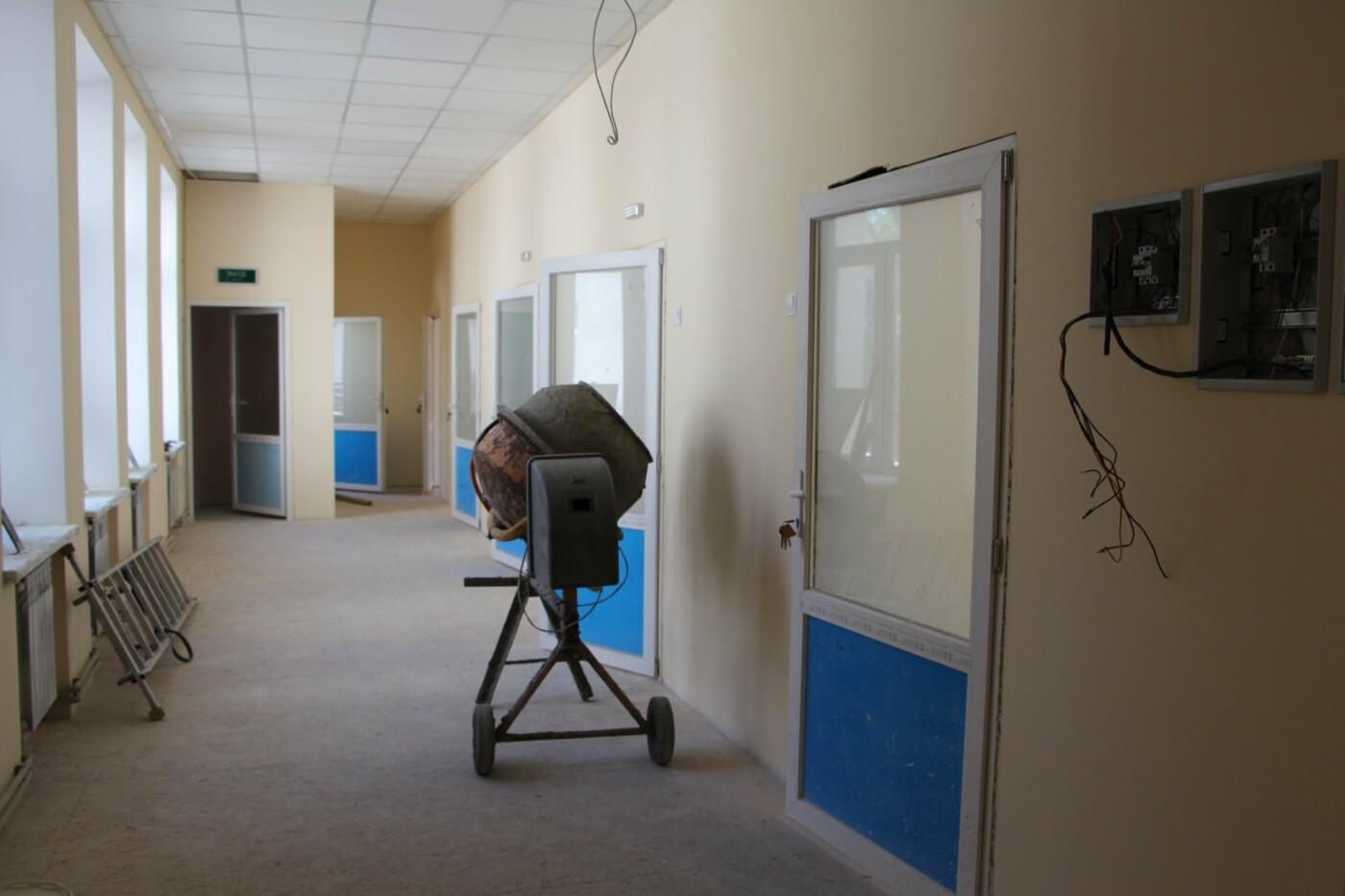 В Шевченковском районе Запорожья заканчивают реконструкцию семейной амбулатории, – ФОТО, фото-8