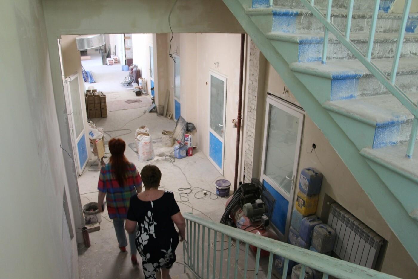 В Шевченковском районе Запорожья заканчивают реконструкцию семейной амбулатории, – ФОТО, фото-11