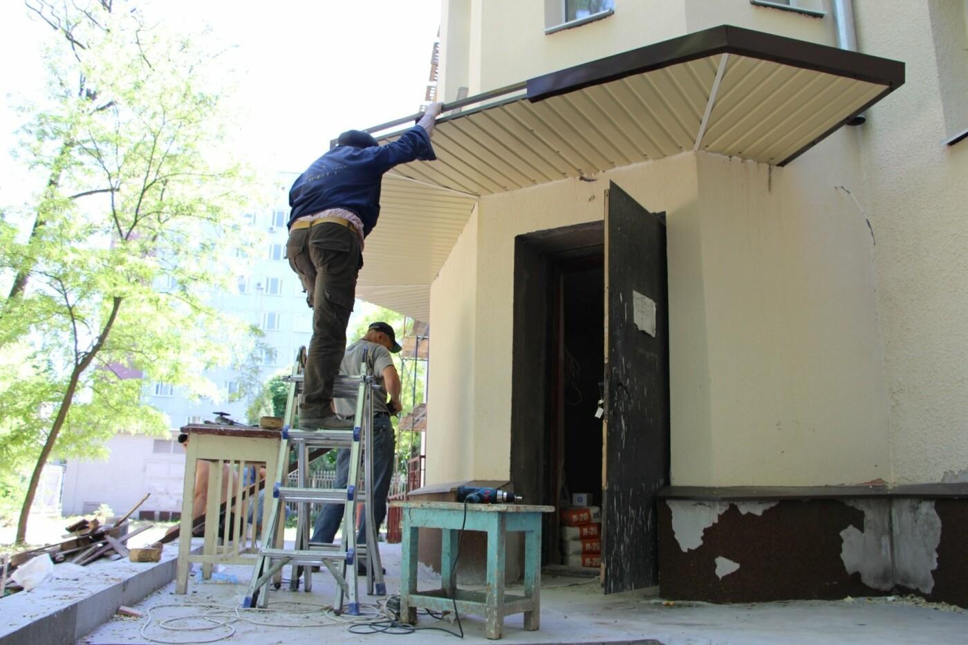 В Шевченковском районе Запорожья заканчивают реконструкцию семейной амбулатории, – ФОТО, фото-9