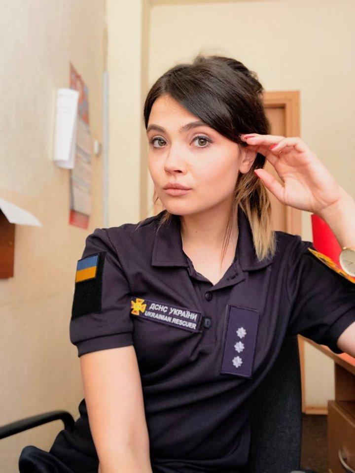 Запорожская лейтенантка ГСЧС нуждается в помощи - она в тяжелом состоянии в больнице, фото-1