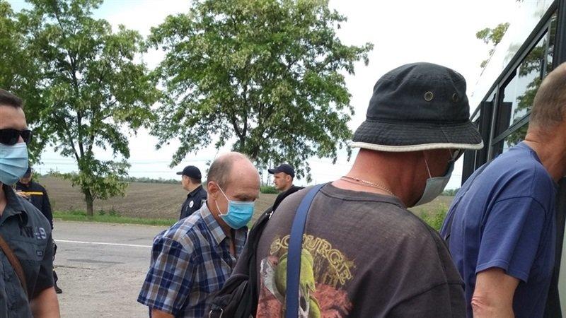 В Запорожье проходит учебная эвакуация: отрабатывают утечку хлора на ЗТМК в результате урагана, фото-1
