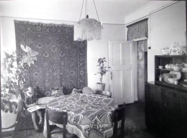 Советская роскошь: опубликованы фото запорожских квартир 50-х годов с видом на проспект, фото-2