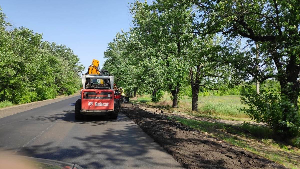 Дорогу между Запорожьем и Беленьким отремонтировали досрочно, - ФОТО, фото-2