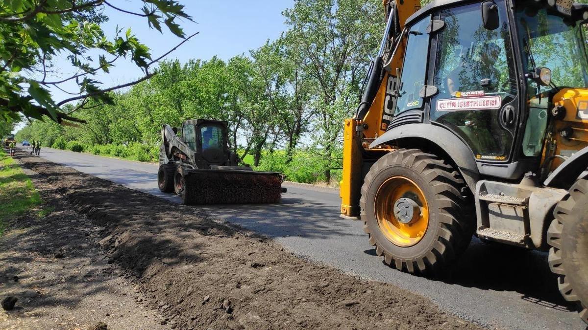 Дорогу между Запорожьем и Беленьким отремонтировали досрочно, - ФОТО, фото-3