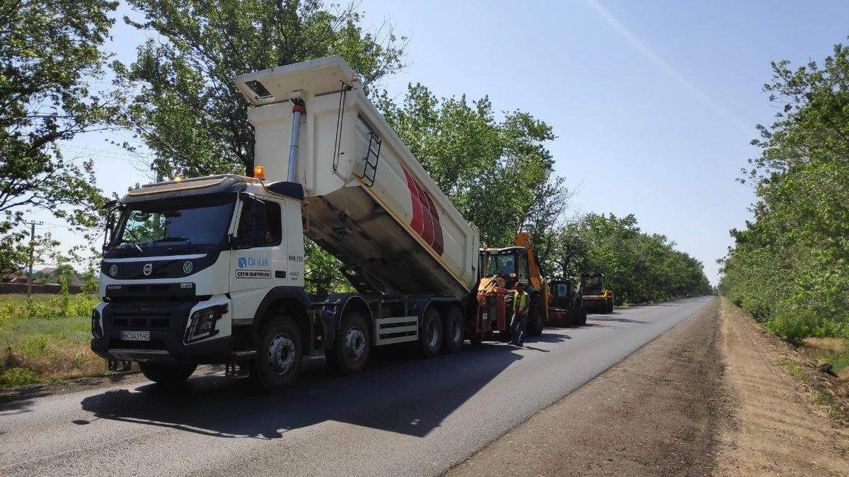 Дорогу между Запорожьем и Беленьким отремонтировали досрочно, - ФОТО, фото-5