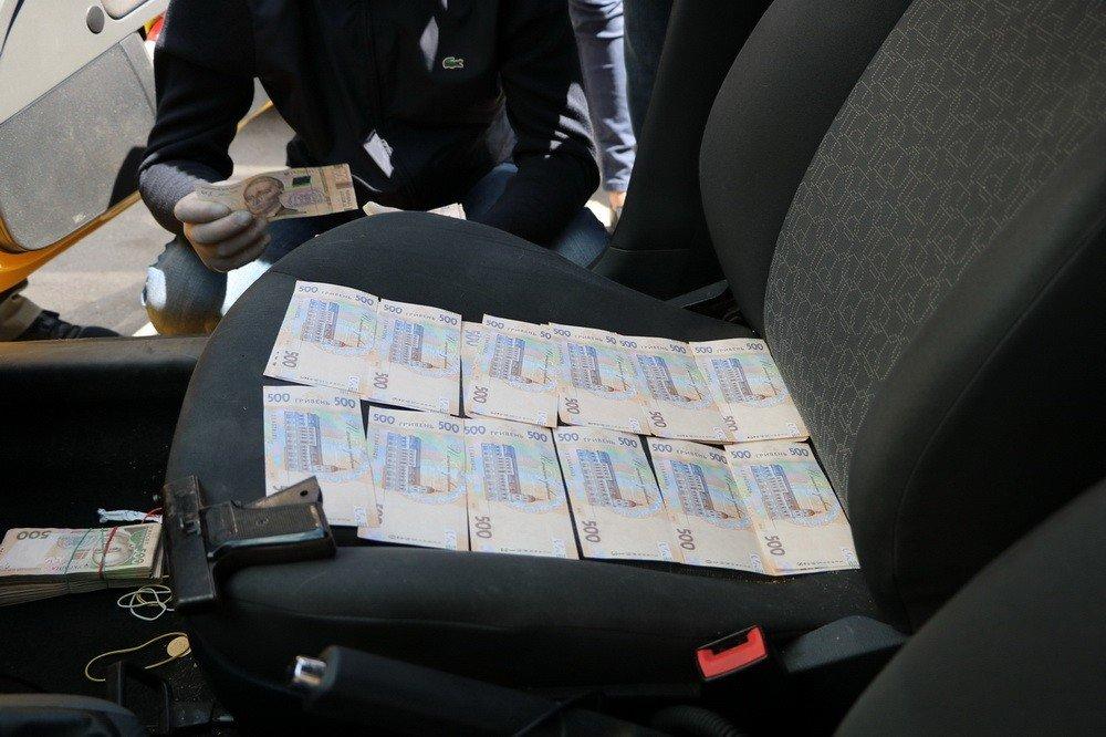 Запорожских следователей поймали на взятке в $10 000 за закрытие уголовного дела, - ФОТО ВИДЕО, фото-5