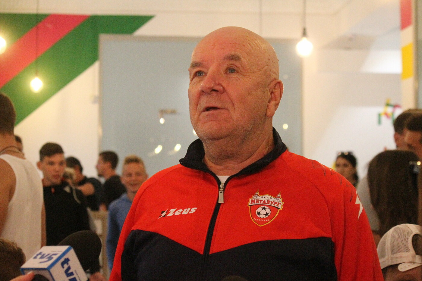 В туристическом центре прошла встреча с чемпионом мира по футболу, – ФОТО, фото-5