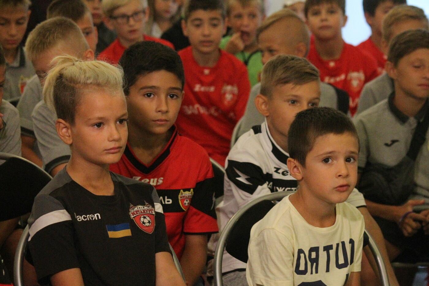 В туристическом центре прошла встреча с чемпионом мира по футболу, – ФОТО, фото-3