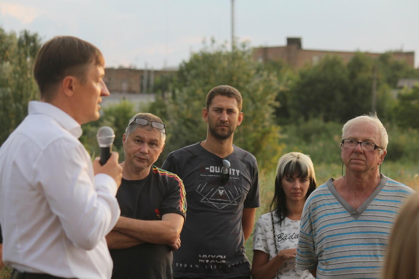 Новое освещение и детская площадка: Игорь Чумаченко продолжает реализовывать программу развития частного сектора, фото-2