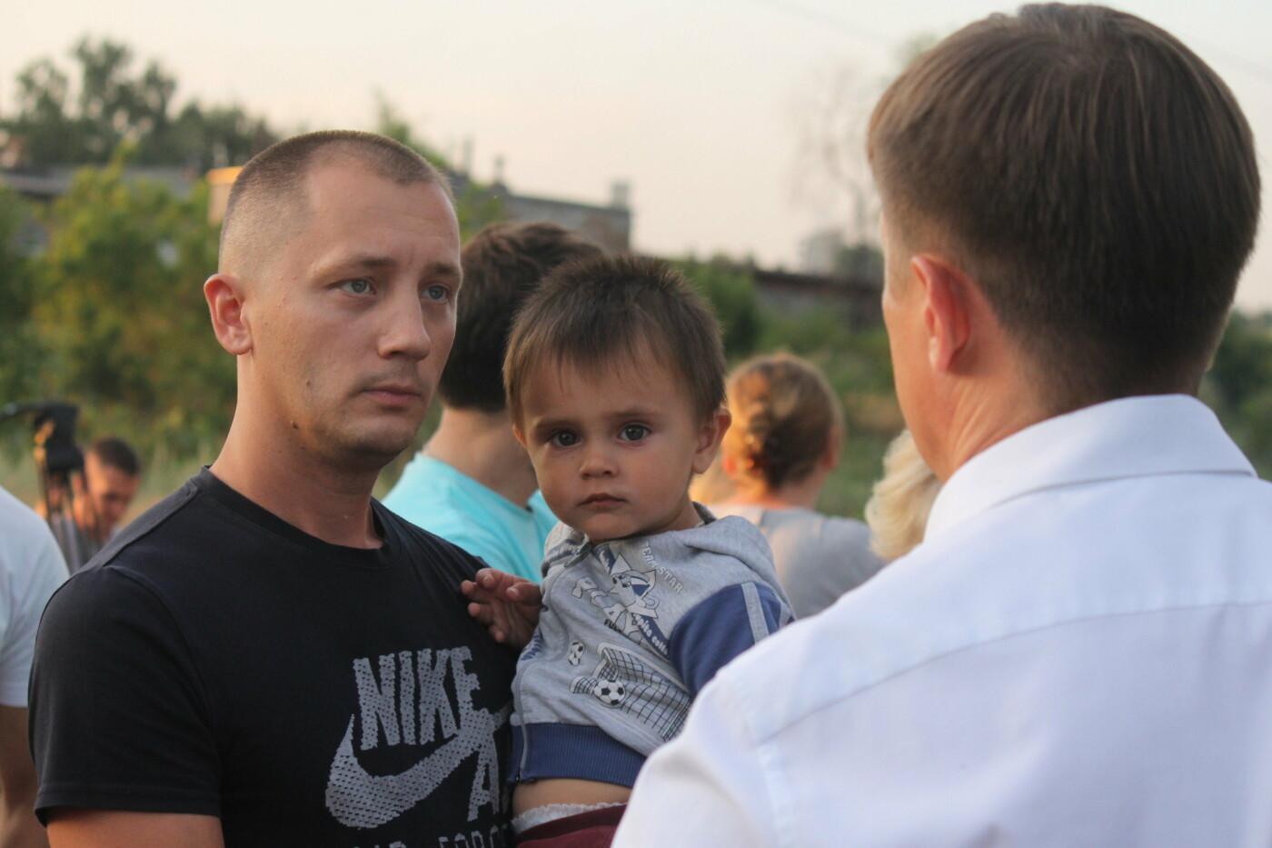 Новое освещение и детская площадка: Игорь Чумаченко продолжает реализовывать программу развития частного сектора, фото-4