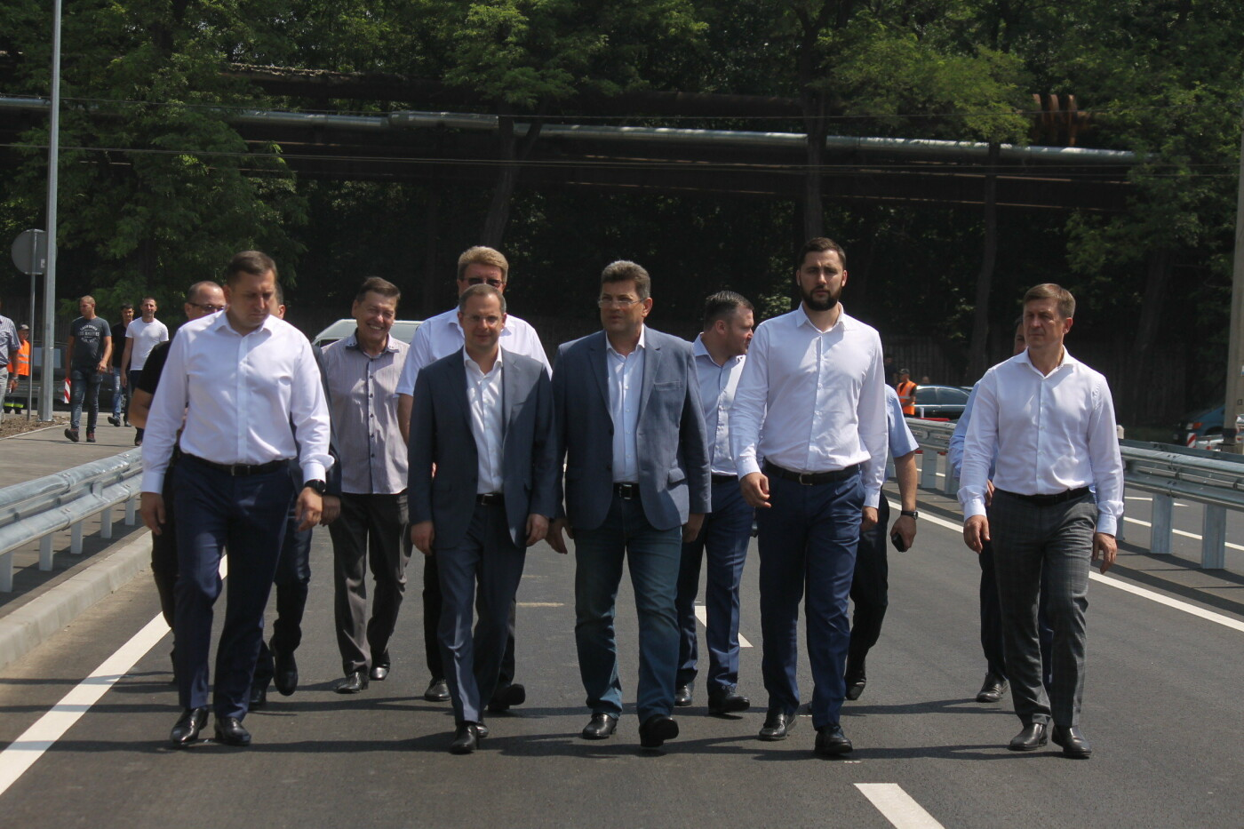 В Заводском районе Запорожья построили новую магистраль европейского качества, фото-2